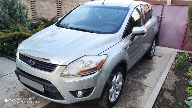 Ford Kuga, 2008 год, 490 000 руб.