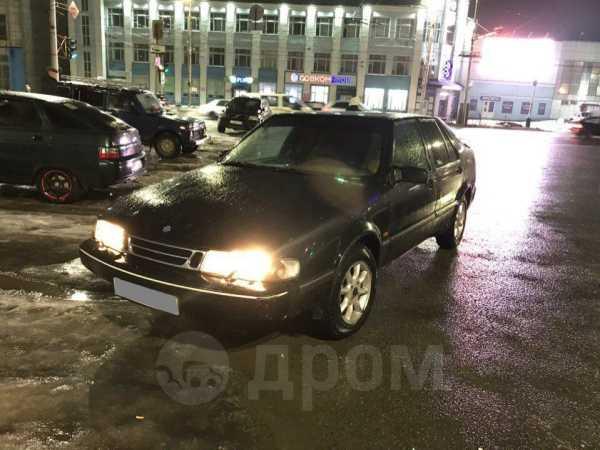 Saab 9000, 1993 год, 100 000 руб.