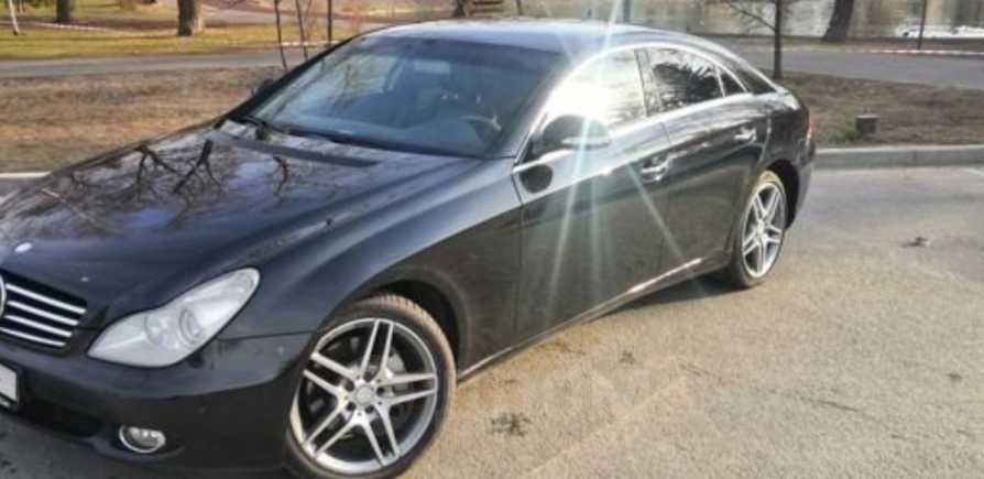 Mercedes-Benz CLS-Class, 2007 год, 655 000 руб.