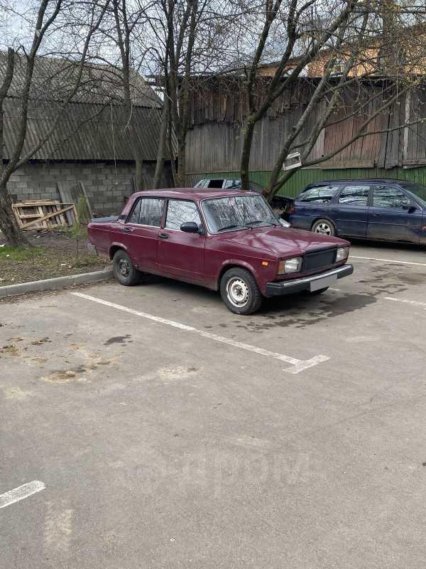 Лада 2107, 1999 год, 27 000 руб.