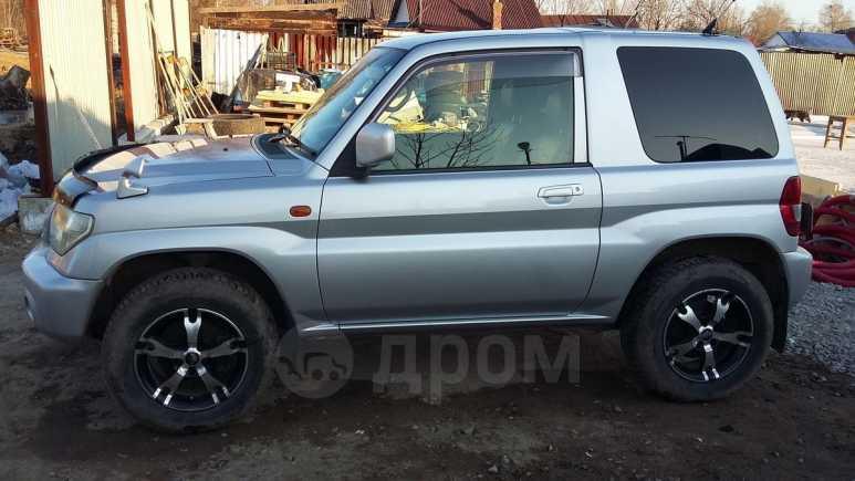 Mitsubishi Pajero iO, 2001 год, 330 000 руб.