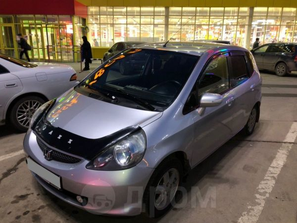 Honda Jazz, 2005 год, 340 000 руб.