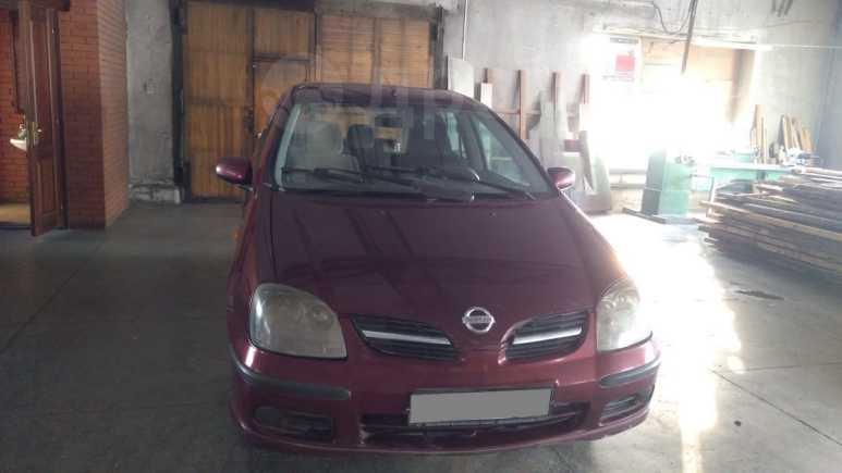 Nissan Tino, 2003 год, 250 000 руб.