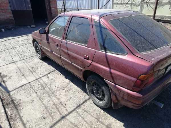 Ford Escort, 1990 год, 25 000 руб.