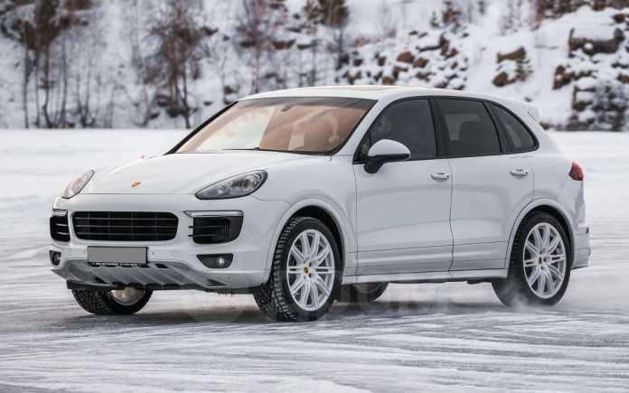 Porsche Cayenne, 2015 год, 3 650 000 руб.