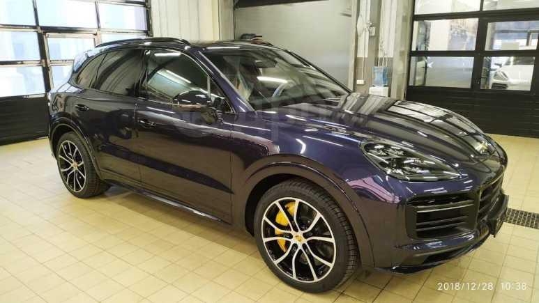 Porsche Cayenne, 2018 год, 10 500 000 руб.