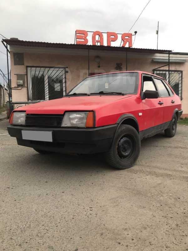 Лада 21099, 1997 год, 27 000 руб.