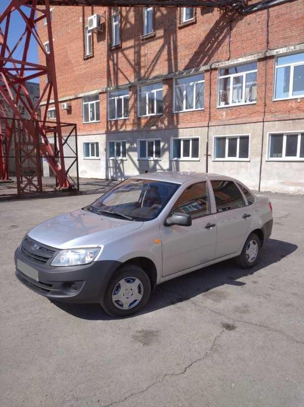 Лада Гранта, 2012 год, 227 000 руб.