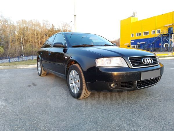Audi A6, 2003 год, 390 000 руб.