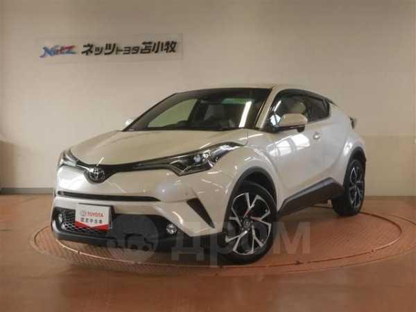 Toyota C-HR, 2017 год, 1 238 000 руб.