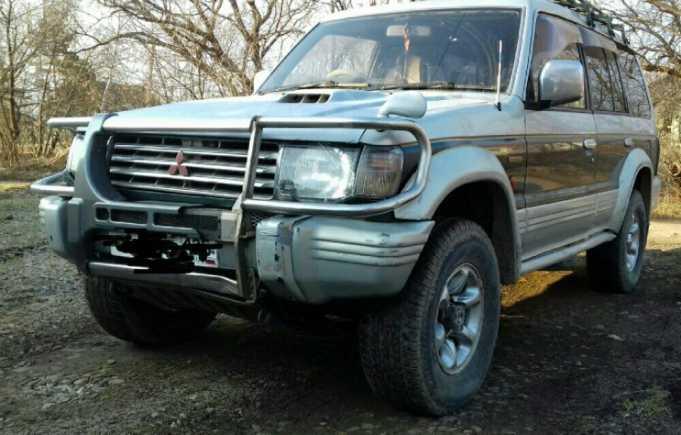 Mitsubishi Pajero, 1994 год, 240 000 руб.