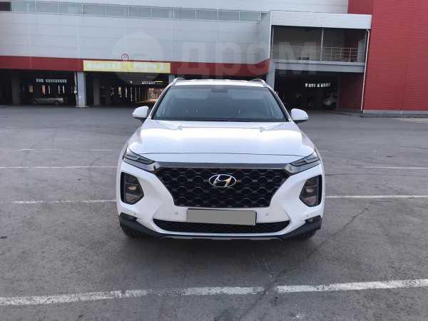 Hyundai Santa Fe, 2019 год, 2 050 000 руб.