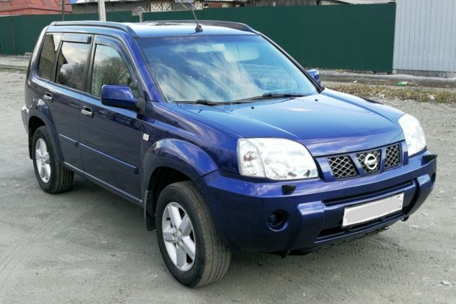Nissan X-Trail, 2006 год, 525 000 руб.