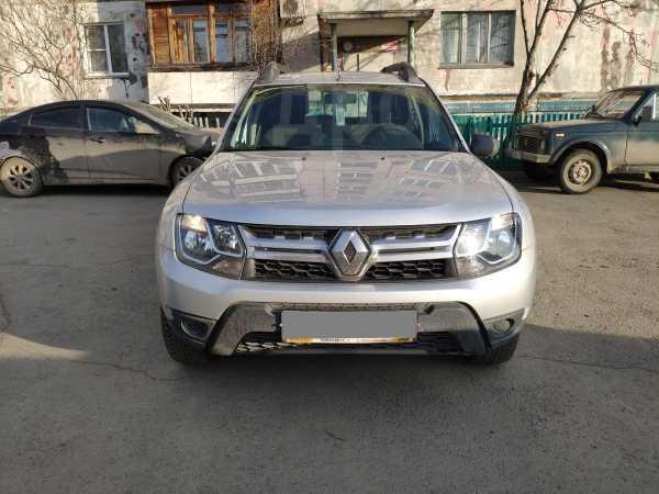 Renault Duster, 2018 год, 750 000 руб.