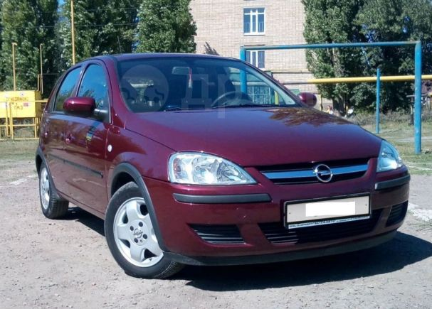 Opel Corsa, 2004 год, 265 000 руб.