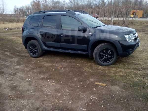 Renault Duster, 2018 год, 880 000 руб.