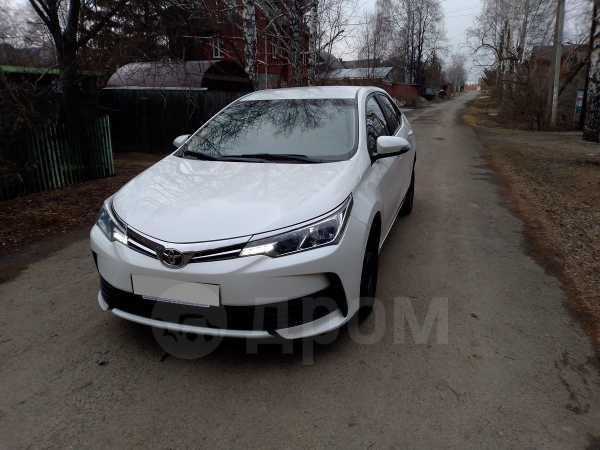 Toyota Corolla, 2018 год, 900 000 руб.