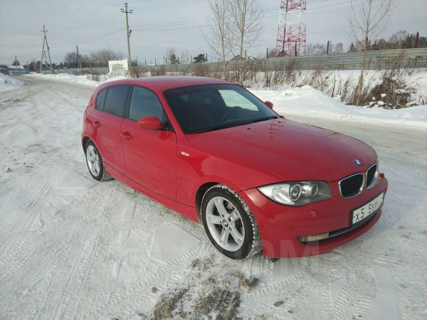 BMW 1-Series, 2008 год, 495 000 руб.