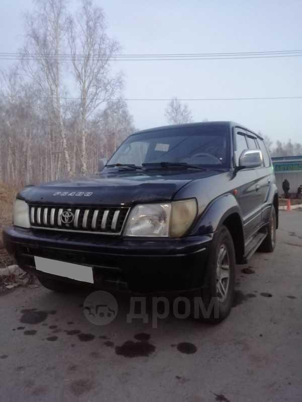 Toyota Land Cruiser Prado, 1997 год, 450 000 руб.