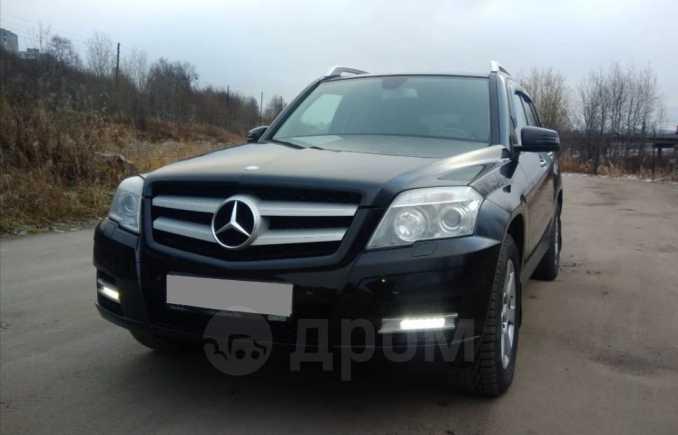 Mercedes-Benz GLK-Class, 2012 год, 1 199 000 руб.