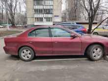 Москва Galant 2002