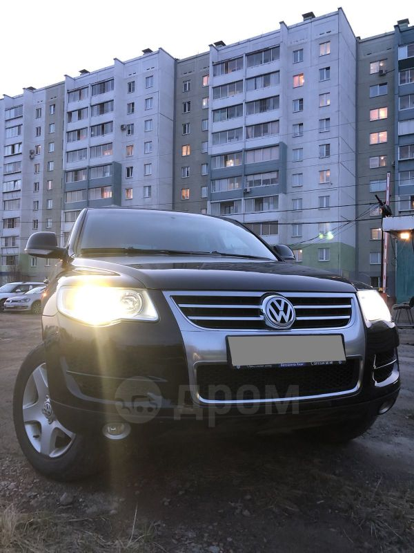 Volkswagen Touareg, 2008 год, 610 000 руб.