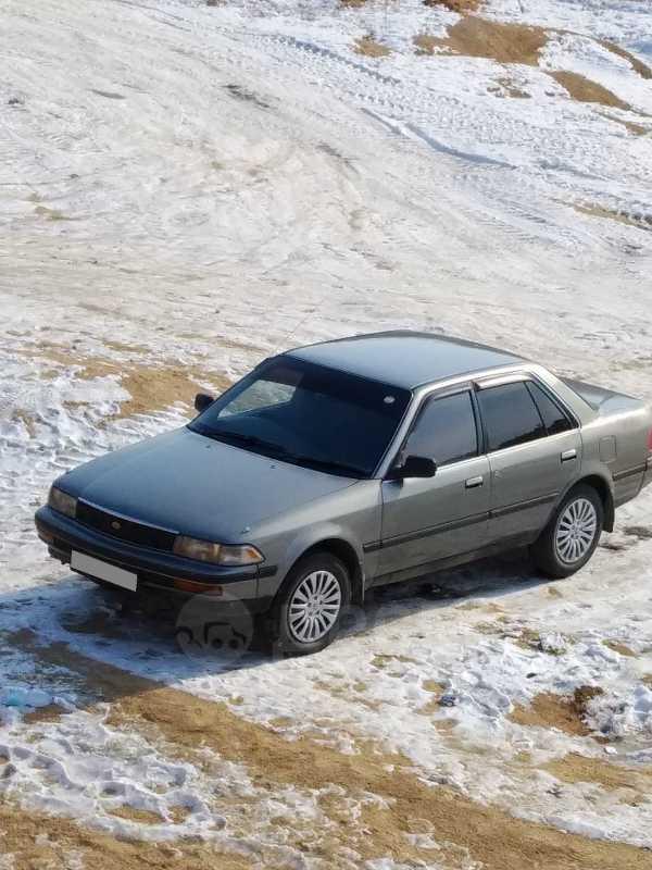 Toyota Corona, 1991 год, 55 000 руб.