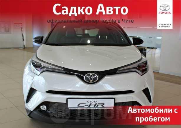 Toyota C-HR, 2019 год, 1 950 000 руб.
