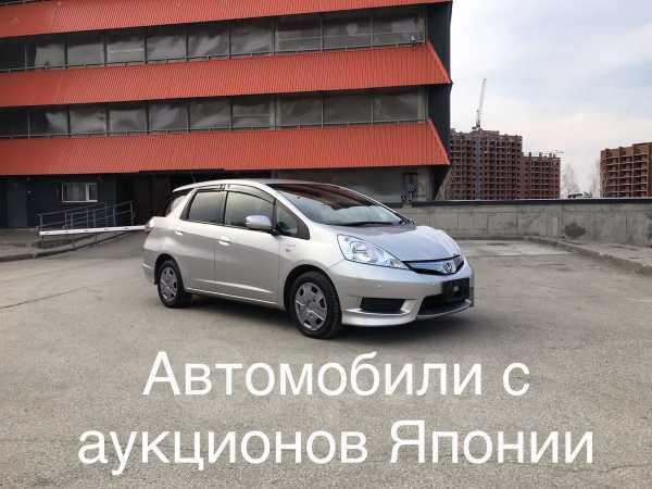 Honda Fit Shuttle, 2012 год, 610 000 руб.