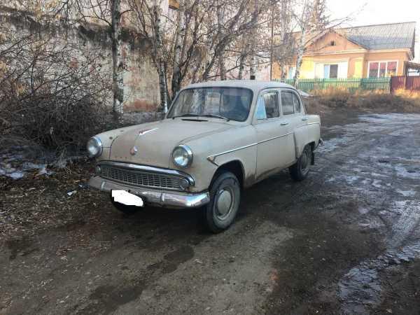 Москвич 403, 1963 год, 160 000 руб.