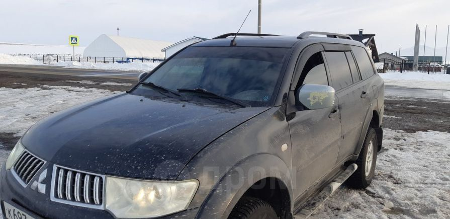 Mitsubishi Pajero Sport, 2011 год, 1 000 000 руб.