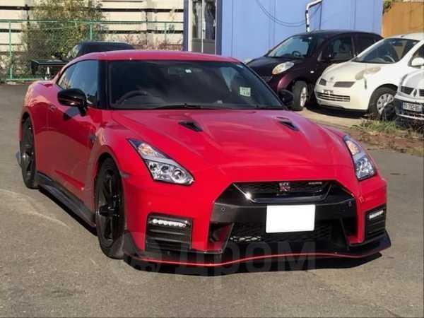 Nissan GT-R, 2018 год, 3 600 000 руб.