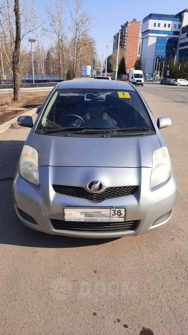 Toyota Vitz, 2009 год, 305 000 руб.