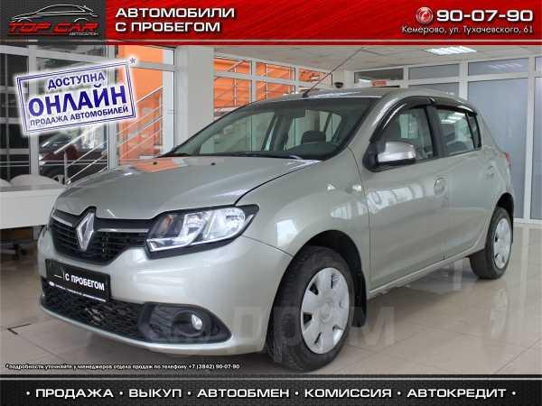 Renault Sandero, 2014 год, 349 999 руб.