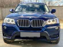Новоуральск BMW X3 2012