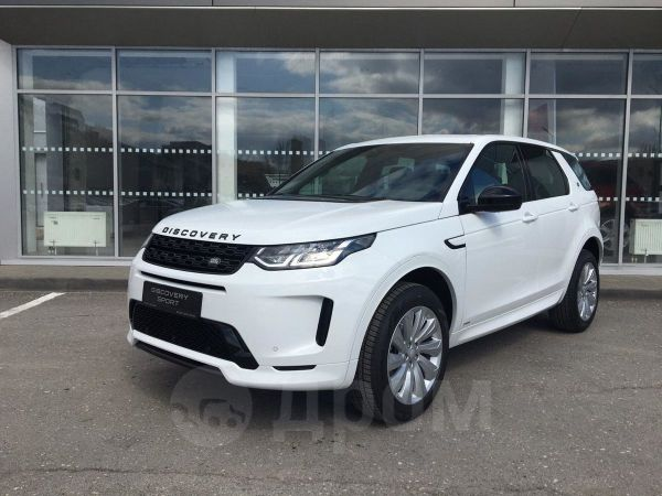 Land Rover Discovery Sport, 2020 год, 3 920 000 руб.