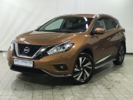 Новосибирск Nissan Murano 2018