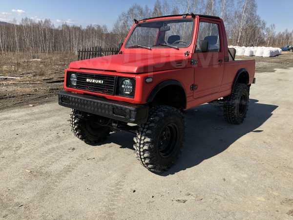 Suzuki Samurai, 1986 год, 400 000 руб.