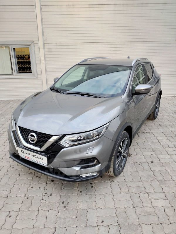 Nissan Qashqai, 2020 год, 1 814 000 руб.