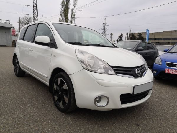Nissan Note, 2012 год, 555 000 руб.