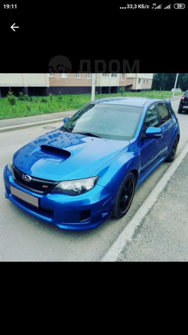 Subaru Impreza WRX STI, 2007 год, 830 000 руб.