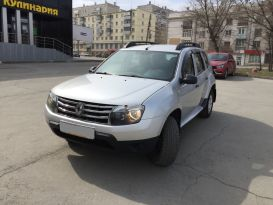 Челябинск Duster 2014