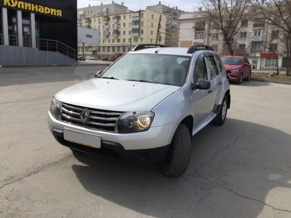 Renault Duster, 2014 год, 599 000 руб.