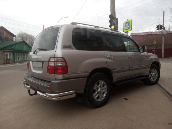 Toyota Land Cruiser, 2004 год, 1 075 099 руб.