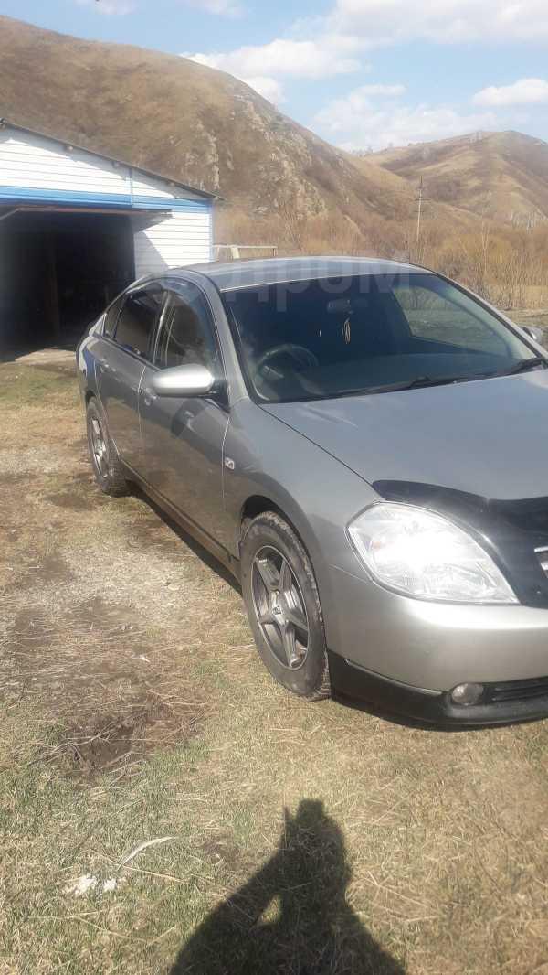 Nissan Teana, 2003 год, 315 000 руб.
