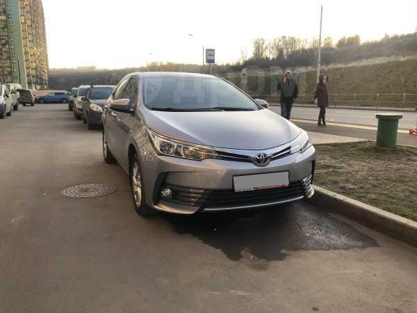 Toyota Corolla, 2018 год, 990 000 руб.