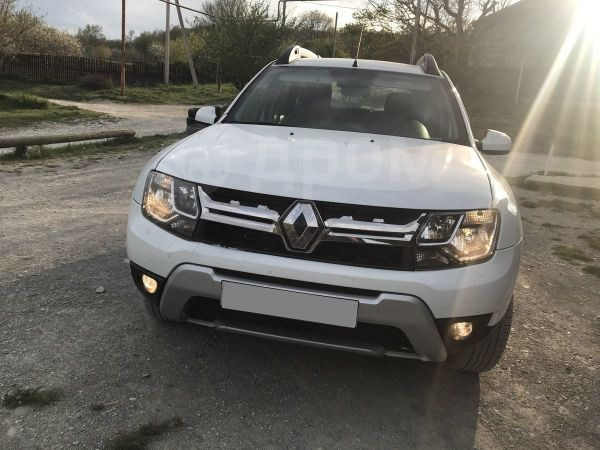 Renault Duster, 2017 год, 525 000 руб.