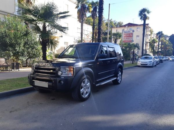 Land Rover Discovery, 2005 год, 490 000 руб.