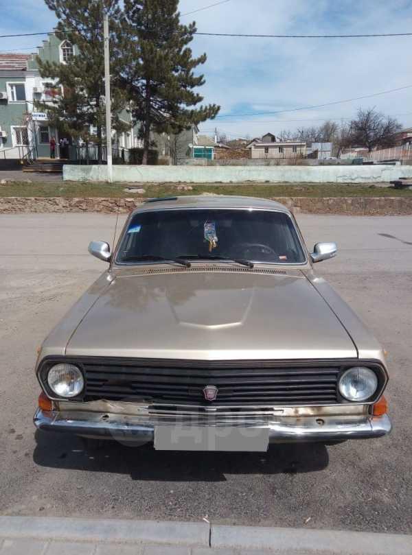 ГАЗ 24 Волга, 1989 год, 135 000 руб.