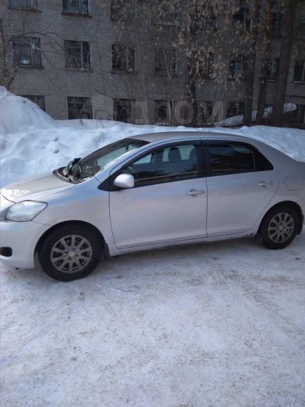 Toyota Yaris, 2007 год, 429 000 руб.